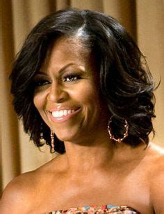 obama hair weave michelle obama on pinterest first ladies vogue covers