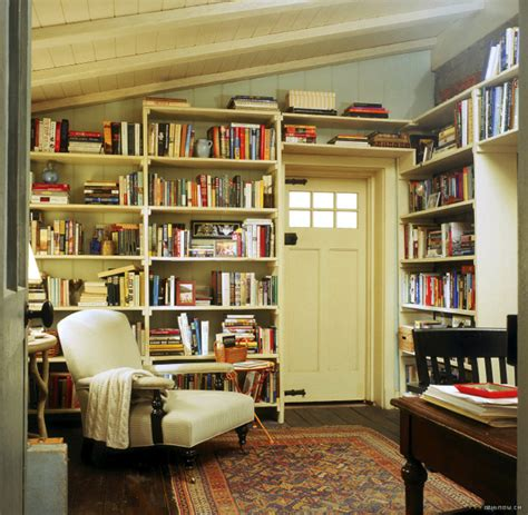 library office home tours english cottage from the holiday its overflowing