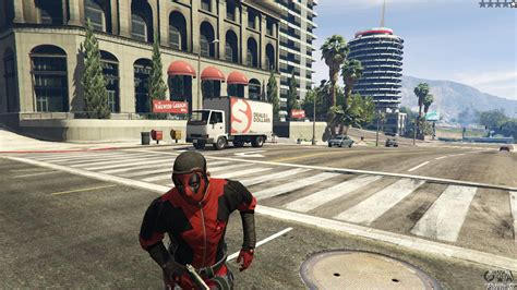 mod gta 5 videos the deadpool mod for gta 5