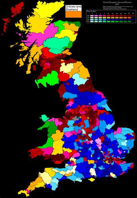 uk election united kingdom legislative election 1997 electoral
