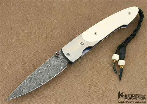 william henry t10 limited edition 15 100 damascus