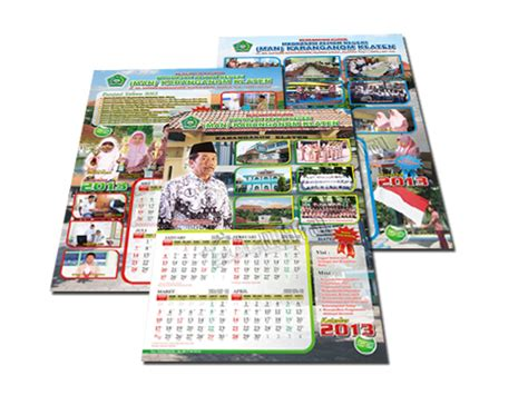 desain kalender 3 bulan desain kalender 4 bulan gubug gallery