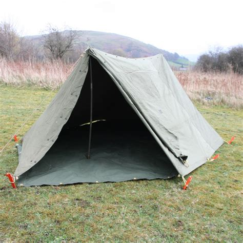 puppy tent us army pup tent shaped groundsheet