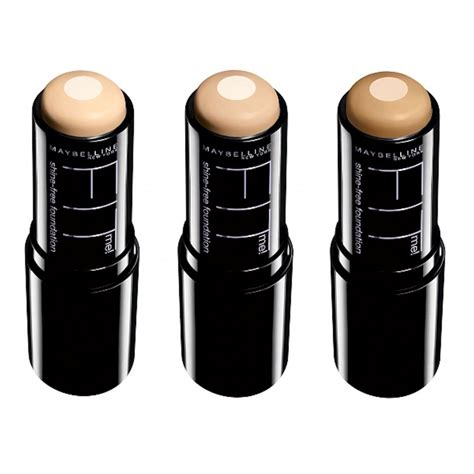 Maybelline Fit Me Foundation Stick maybelline fit me anti shine foundation stick choose