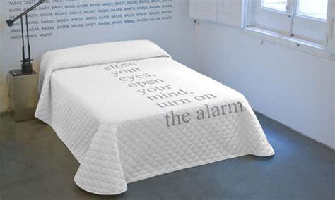 espa olas en la cama ropa de cama hola