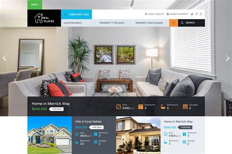 36 best real estate themes for agencies