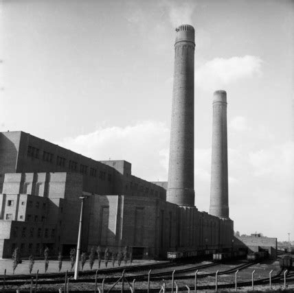 croydon power station c. 1957 by henry grant at museum of