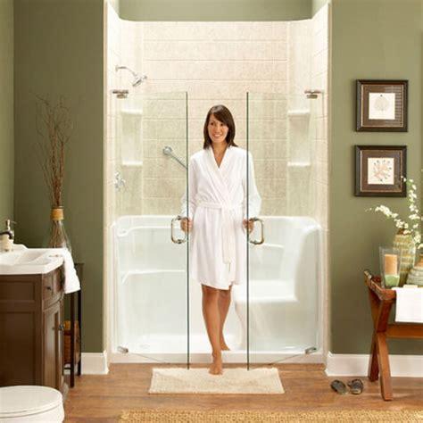 american safety bath and shower walk in shower benefits showering world
