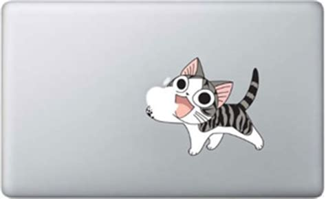 Sticker Decal Apple Mini Air Cat On Branch Rina Shop 20 creative macbook decals skins to attract attention