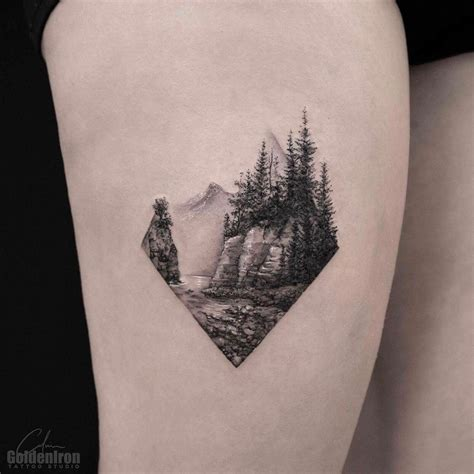 tattoos nature designs pin by shephard on tattoos