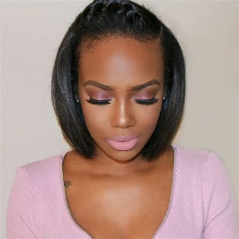 hairstyles for african permed hair 15 insta beauties who are slaying the bob trend