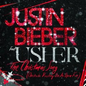 the sleep tonight testo justin bieber the song chestnuts roasting on