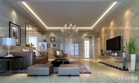 designer wohnzimmer 3928 现代客厅大理石电视背景墙装修案例 土巴兔装修效果图