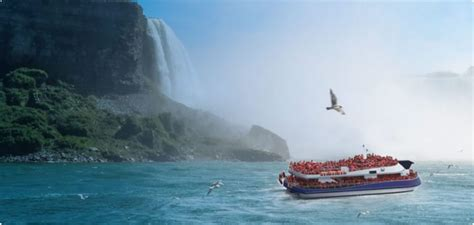niagara falls boat tour from toronto voyage into history of the niagara falls boat tours