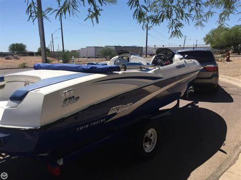 yamaha jet boats for sale az 2005 used yamaha lx210 jet boat for sale 14 000