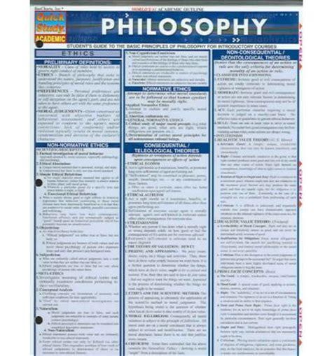 reference books philosophy philosophy laminate reference chart albert lyngzeidetson
