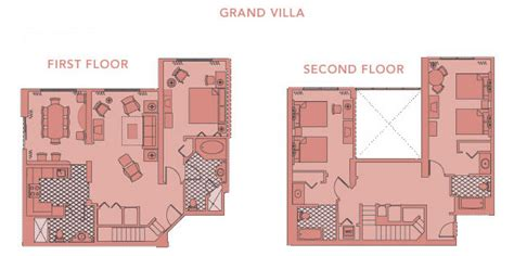 saratoga springs grand villa floor plan accessable grand villas the dis disney discussion forums
