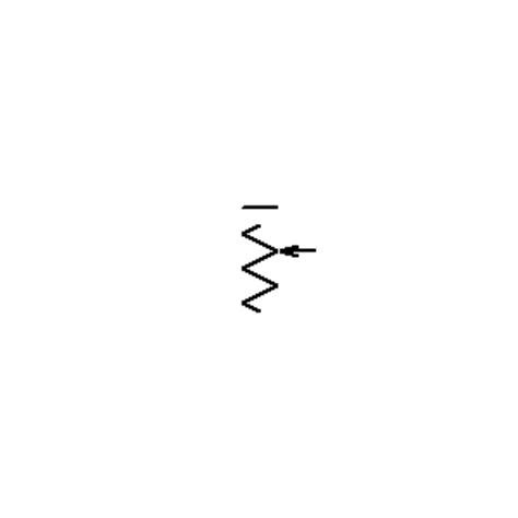 resistor symbol ansi resistors ansi symbols