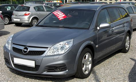 Image Gallery Opel Signum 2010