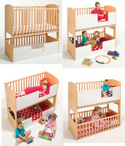Toddler Bed Bunk Beds Toddler Baby Bunk Bed Kid S Rooms Space Saver Small Rooms And Toddlers