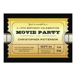 birthday ticket template birthday admission gold ticket