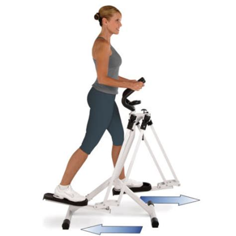 swing exercise machine seen tv exercise your thighs every which way the omnidirectional
