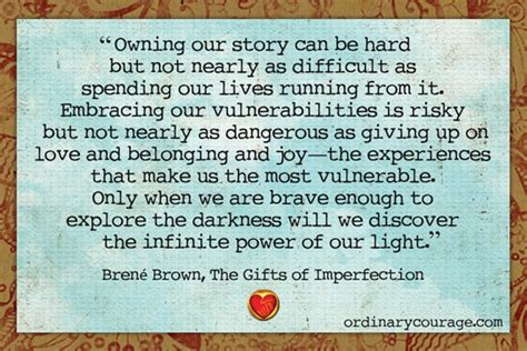 the power of vulnerability how to create a team of leaders by shifting inward books brene brown quotes journeying with sensitivity