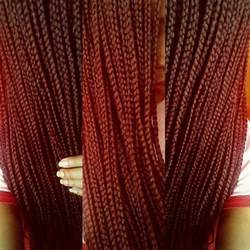 braiding hair colors purple expression braiding hair senegalese twist
