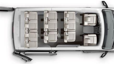 nissan van 15 passengers 2015 nissan nv passenger van removing and installing the