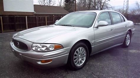 buick lesabre 2005 2005 buick lesabre limited for sale with 23 268