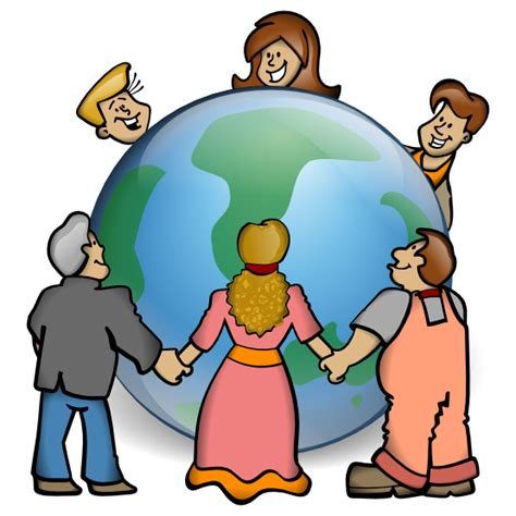 We Clipart free we are the world clip