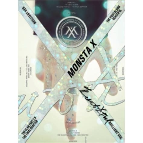 Monstax Brilliant Verminhyukgroup Poster monsta x 1st album beautiful