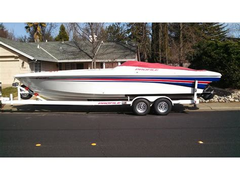custom boat covers in sacramento 2000 profile custom boats 299vo powerboat for sale in
