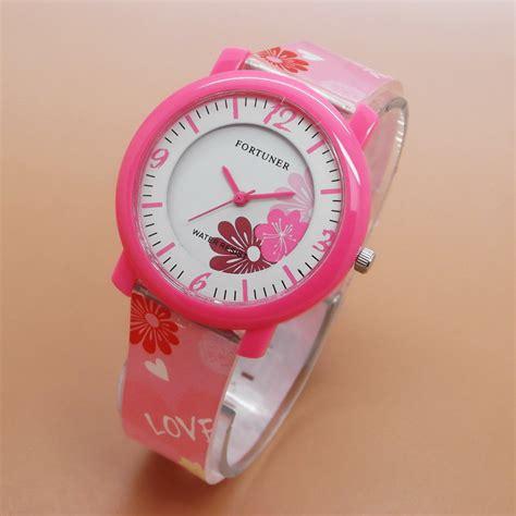 Jam Tangan Fortuner Ja 824 fortuner ja 824 jam tangan wanita original rubber elevenia