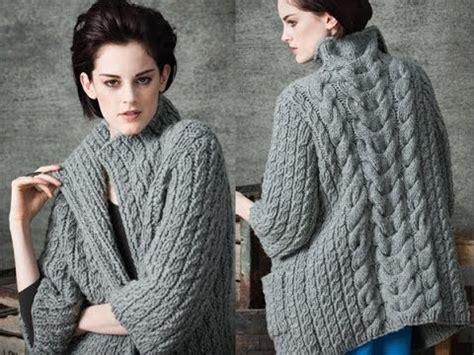 knitting pattern designers list 1 long cardigan vogue knitting early fall 2010 youtube