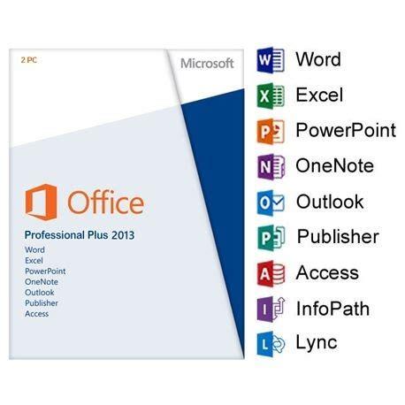 Microsoft Office Professional Plus microsoft office 2013 professional plus the most
