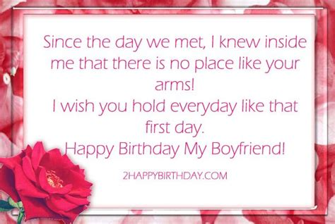 best birthday wishes messages for boyfriend 2happybirthday