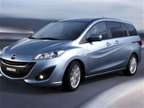 neue vans minivans fur familien 2010 mazda 5 2 das autoblog mazda5 die neue generation mit dem design der zukunft