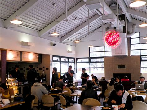 UCLA Campus Map: Jimmy's Coffee House