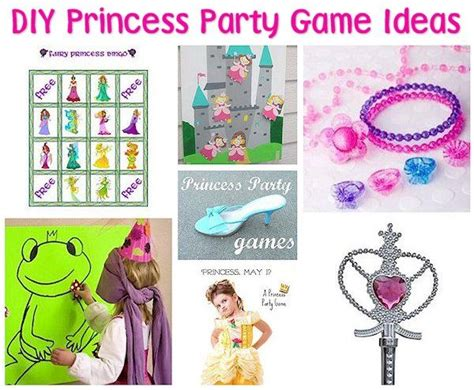 printable princess party decorations 25 best princess party games images on pinterest