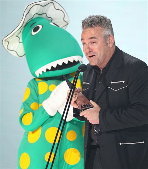 paul field dorothy the dinosaur pictures 26th annual aria awards