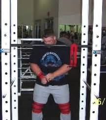 bench shirt cheating interview powerlifter treston shull of team super training
