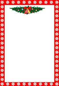 Free christmas borders 020511 187 vector clip art free clip art images