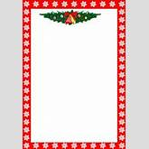 Free Christmas Borders Clipart - The Cliparts