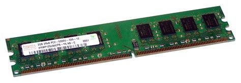 Ram Hynix hynix hymp125u64cp8 y5 ab c 2gb ddr2 ram 667 mhz dimm 240 pin memory ebay