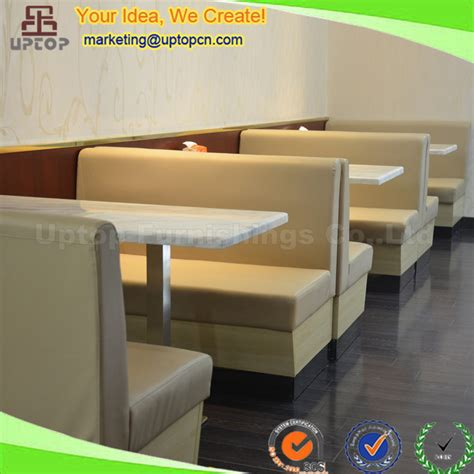 restaurant sofa modern cafeteria fast food seating restaurant sofa booth