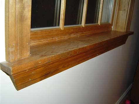 Installing Window Stool And Apron by Installing Window Trim Apron Window Stool Cap