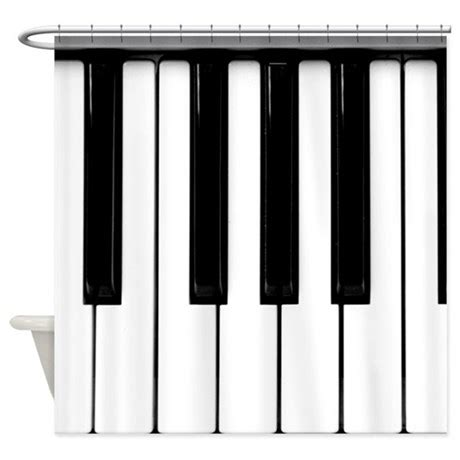 piano shower curtain runtime error