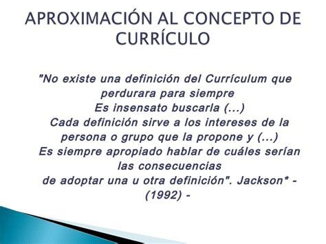 Diseño Curricular Definicion Por Autores Curr 237 Culo Educativo
