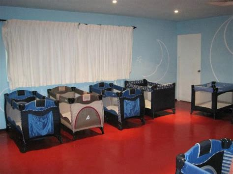 nap room in the baby room picture of club med ixtapa